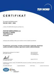 EN ISO 14001:2004