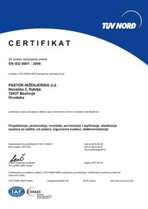 EN ISO 9001:2008