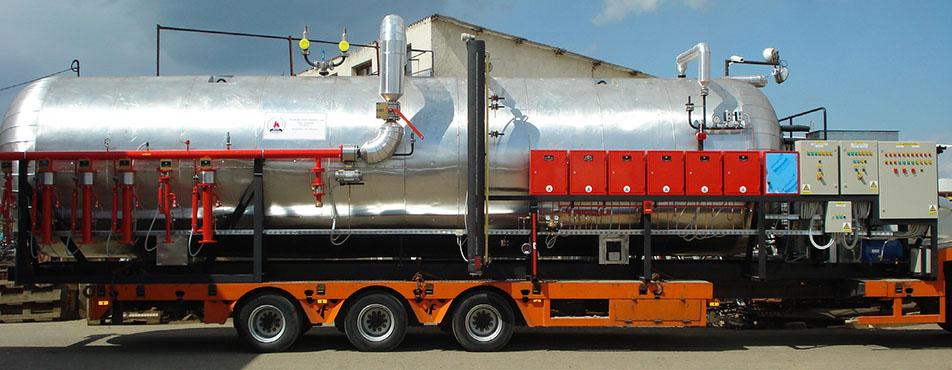 Kopneni sustav s plinom FM200
